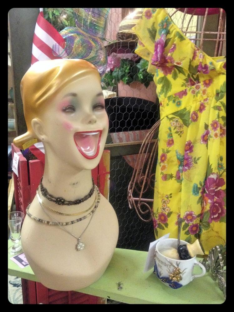 edited manequin head