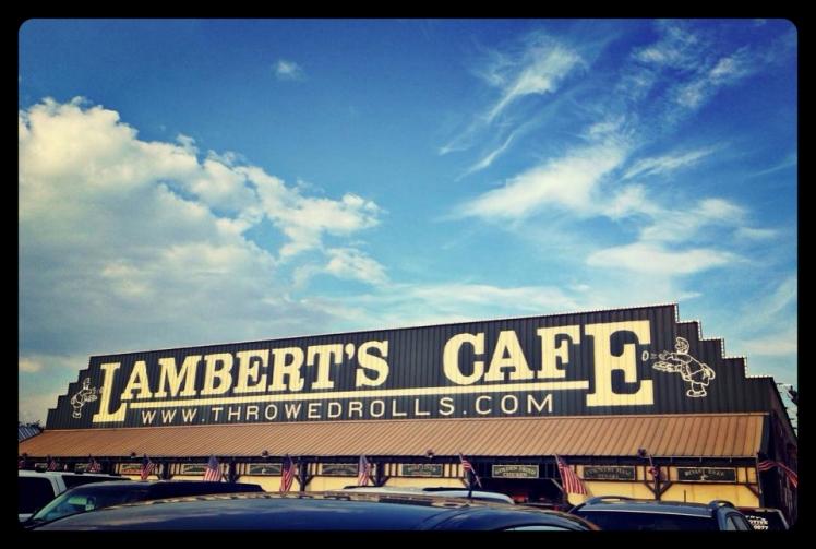Lamberts edited