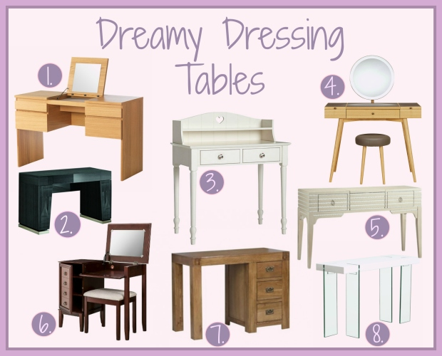 dreamy dressing tables threads bobbins. Black Bedroom Furniture Sets. Home Design Ideas